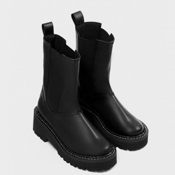 riot, chelsea boot, vegan leather, vegan, desserto, ethical fashion, sustainable fashion